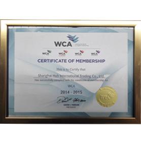 WCA成员